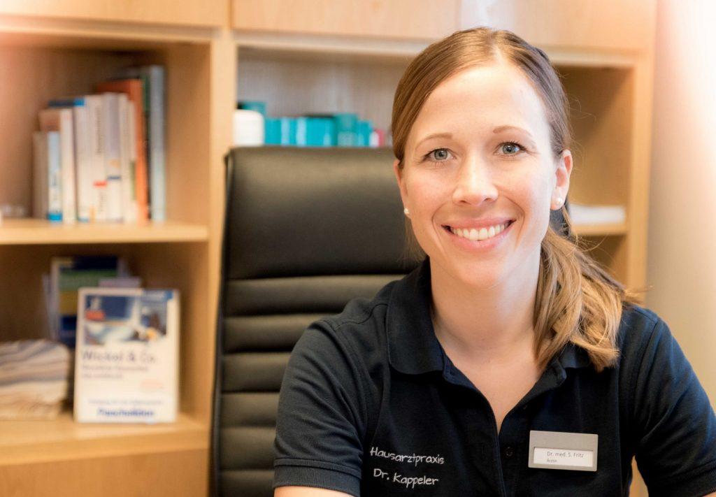 Dr. med. Sarah Schnell