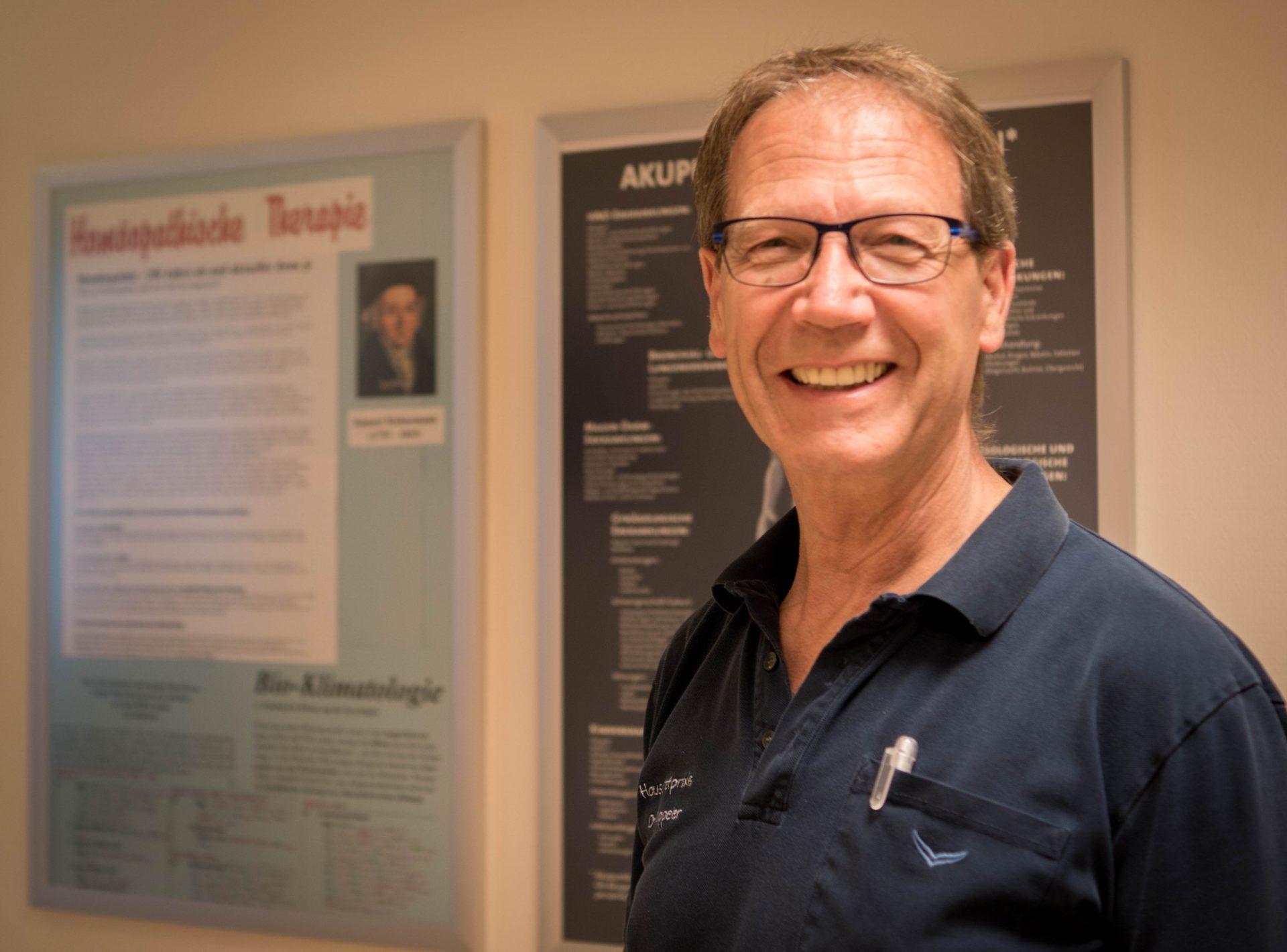 Dr. med. Gerhard Kappeler Seniorchef im Ruhestand